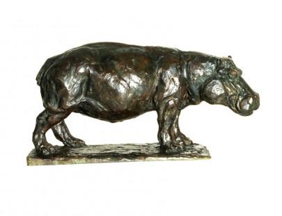 hippopotame  213 x 400 x 150