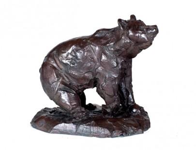 petit ours debout  125 x 142 x 113