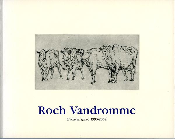 2004 Catalogue L'oeuvre gravé 1995-2004